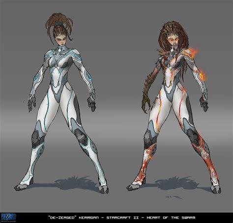 starcraft 2 concept art starcraft ii new game plus