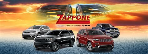 zappone chrysler jeep dodge ram clifton park    reviews car dealers  state