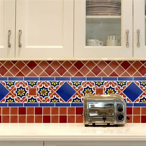 Mexican Tile Backsplash Kitchen Images Of Mexican Tile Backsplash Search Kitchen Mexicans