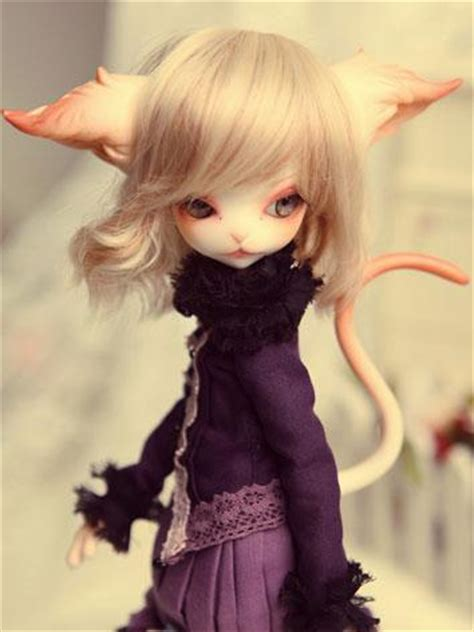 jointed doll cat jointed dolls bjd company bjd accessories doll