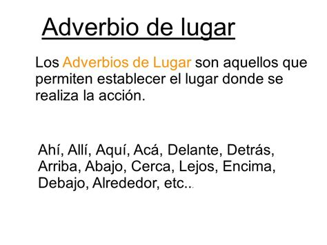 los adverbios ppt video online descargar los adverbios ppt video online descargar