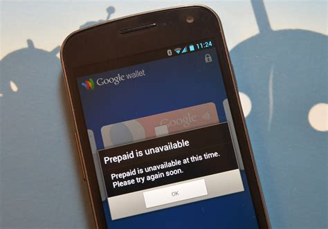 Buy Amazon Gift Card With Google Wallet - google disables prepaid cards in wake of google wallet exploit android central