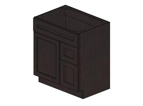 Kitchen Base Cabinet As Bathroom Vanity S3021dr 34 1 2 Quot Pepper Shaker Vanity Sink Base Bathroom