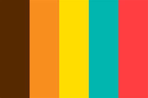 cuba color palette