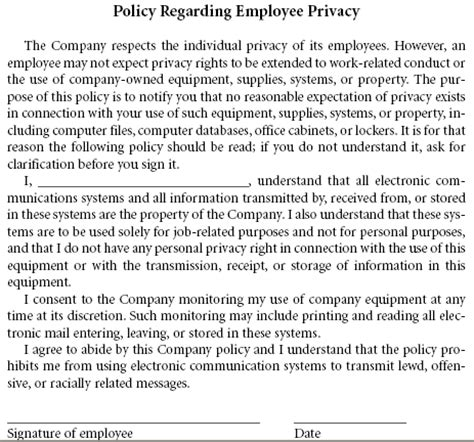 Employee Privacy Policy Sle E Travel Week The Hospitality And Tourism Industry Portal Employee Privacy Policy Template