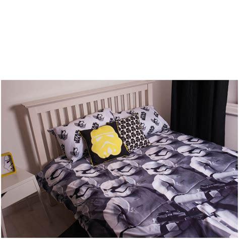 stormtrooper bedding star wars classic stormtrooper bed bundle double