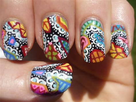 tutorial nail art youtube paisley nail art tutorial youtube