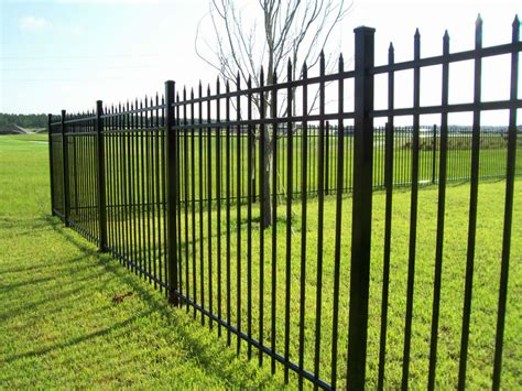wrought iron fence panels decorative fence panels clear