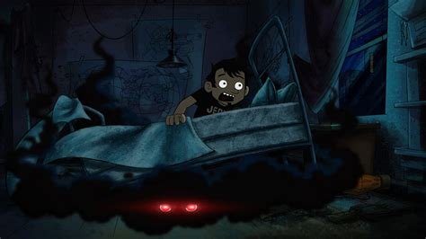 monster under the bed quot dan vs quot new clip still from february 18 2012
