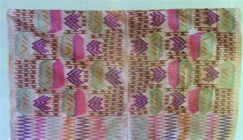 Sarung Bugis mengulik keindahan sarung tenun khas bugis viva