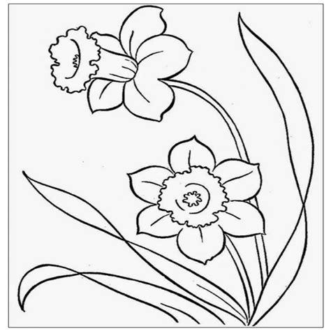 fiori di primavera da stare e colorare fiore da colorare 28 images disegni di fiori di