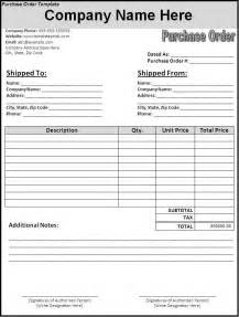 Free Purchase Order Form Template by Pin By Rx On Order Form