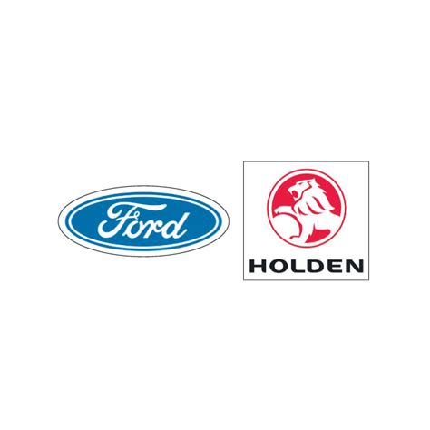 holden stickers decals ford holden auto one