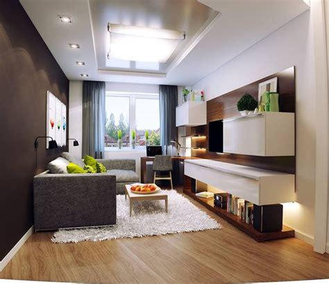 Big Ideas To Organize Small Condo Living Rooms