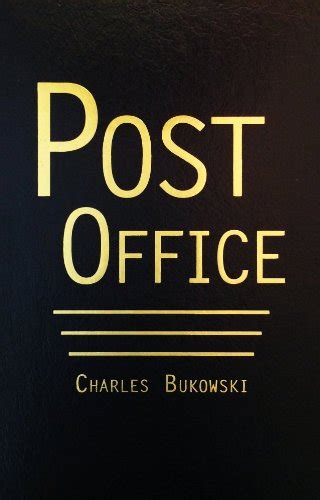 Charles Bukowski Post Office by Libro Post Office Di Charles Bukowski