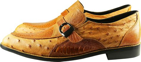 genuine ostrich leather shoes osshoes04 real ostrich