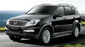 mahindra new car rexton price ssangyong rexton price in india with features and