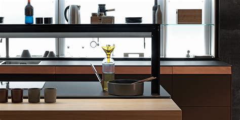 genius kitchen genius loci cassetto in rame by valcucine design