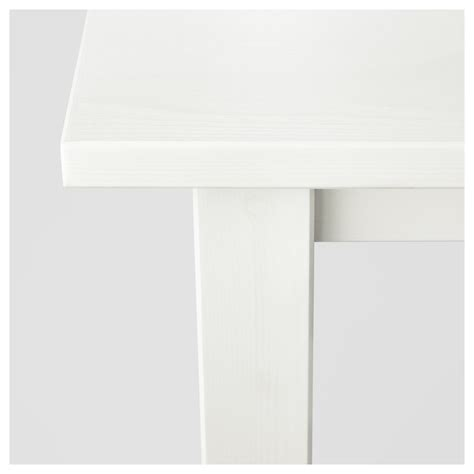 Ikea White Side Table Hemnes Side Table White Stain 55x55 Cm Ikea