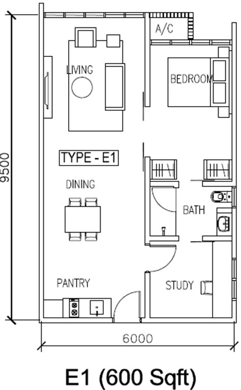 600 square foot apartment floor plan 600 sq ft apartment floor plan decorating 600 square feet