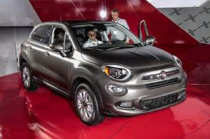 Fiat 500x 2016 2016 Fiat 500x Surprises Everyone In The Crossover Segment