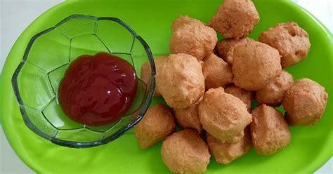resep bakso tahu goreng enak  sederhana cookpad