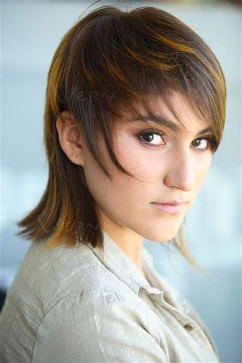 girl mullet haircut articles and pictures pictures of female mullet hairstyles hairstyles
