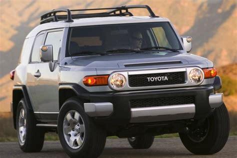 Used Toyota Fj Toyota Fj Cruiser Review Research New Used Toyota Fj
