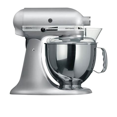 KitchenAid Artisan Mixer KSM150 Contour Silver   On Sale Now!