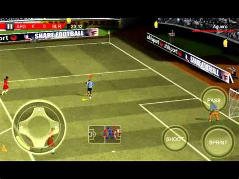 rf 2012 apk real football 2012 rf12 hd 1080p gameplay iphone 4 doovi