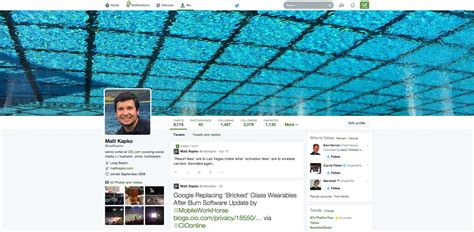 twitter different layout how to make the most of your new twitter profile cio