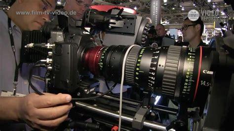 Kamera Canon C500 nab2012 canon zeigt 4k kamera c500 246 ffentlich