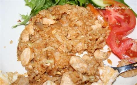 membuat nasi goreng kung enak resep masakan dapur arie resep masakan indonesia dan