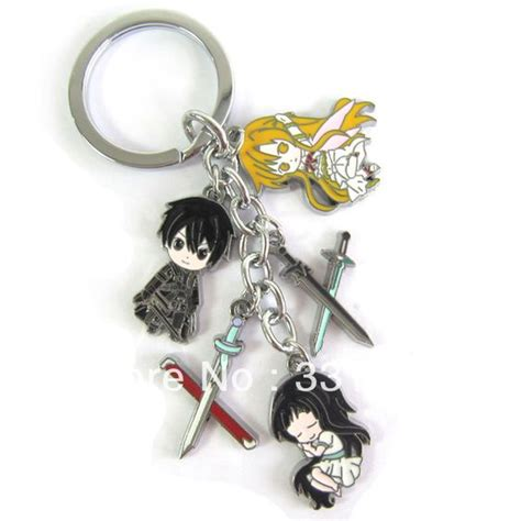 Anime Keychains by The World S Catalog Of Ideas