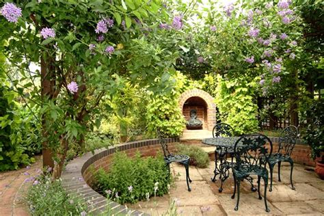 Design Small Garden Ideas Garden Design