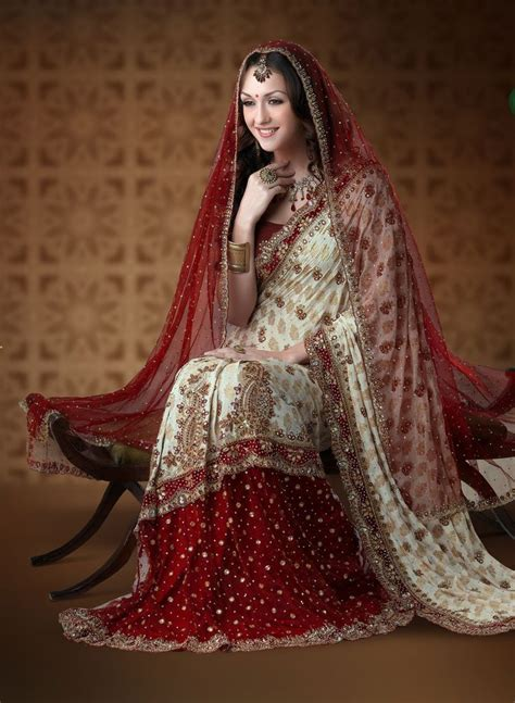 209 best Bridal Sarees/amazon images on Pinterest   Bridal