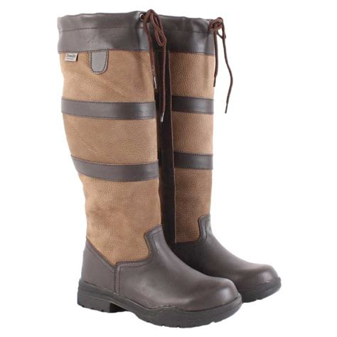 country boots todd country waterproof boots brown redpost