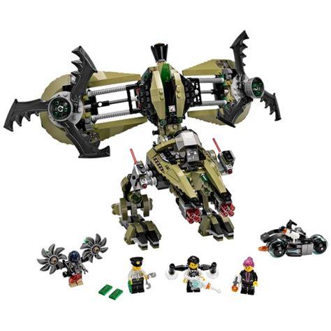 Lego Ultra Agents 70164 Hurricane Heist 70164 lego ultra agents vaisseau de psyclone lego king jouet lego planchettes autres lego