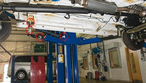 Safety In The Use Of Two Post Vehicle Lifts