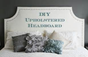 Diy Padded Headboard Running From The Diy Upholstered Headboard