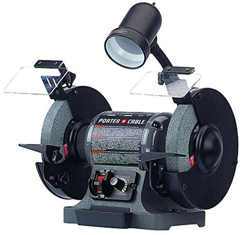 bench grinder comparison porter cable bench grinder price compare