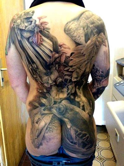 andy farley back tattoo video 219 best images about full back tattoos on pinterest