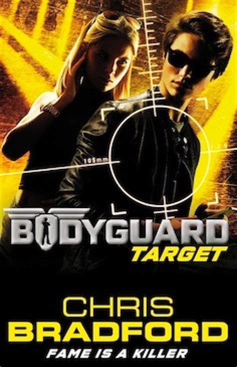 bodyguard a list books 4 target uk chris bradford author chris bradford