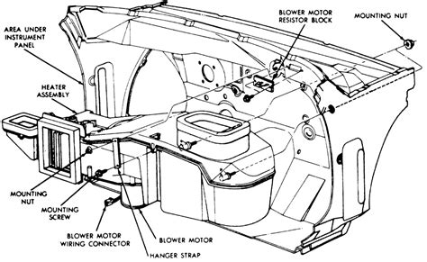 heater resistor diagram 1990 chrysler new yorker heater blower motor diagram 1990 free engine image for user manual
