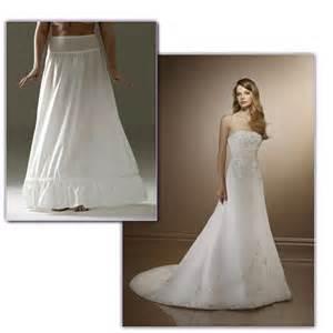 Wedding Dress Hoops Wedding Hoops