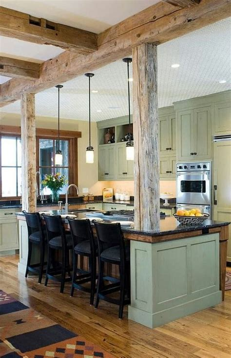 Rustic Modern Kitchen Cabinets 25 Ideas To Checkout Before Designing A Rustic Kitchen
