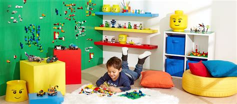 Lego Bedroom by Diy Lego Room Kmart