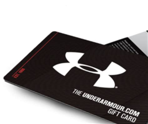 Under Armour Gift Card Discount - enter to win 1 of 312 free 100 under armour gift cards freebieshark com