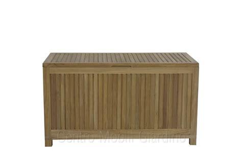 centro mobili giardino cassapanca viky teak centro mobili giardino