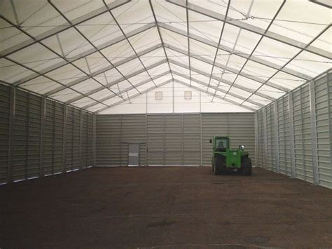 temporary warehousing and temporary structures instant